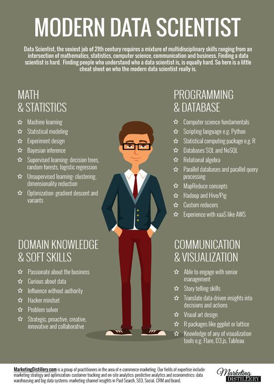 What is a Data Scientist? #infographic #jobs No Category - data scientist resume
