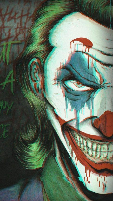 Iphone Wallpapers Page 6 Of 534 Wallpapers For Iphone Xs Iphone Xr And Iphone X Joker Art Joker Artwork Joker Poster Ideas for joker wallpaper for iphone xs