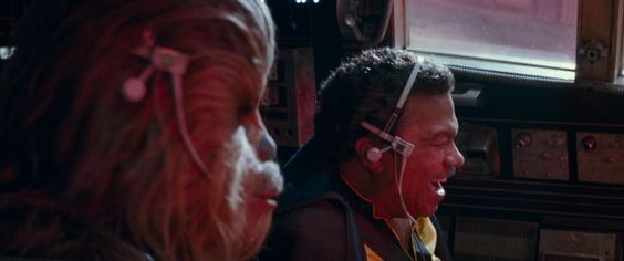 Star Wars: The Rise of Skywalker Photo | Lando (Billy Dee Williams)