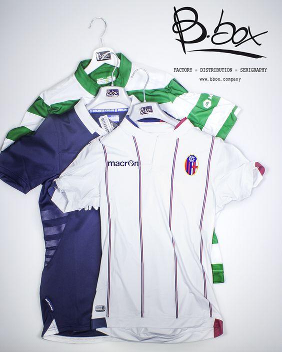 Maglie da calcio ufficiali, presso B.box Store #bbox #store #sport #negozio #cento #italy#serigraphy #distribution #factory #bologna #bfc