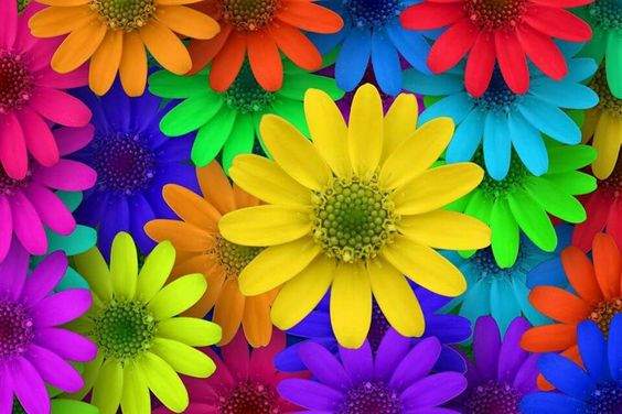 I Love the colors, this would be cute, painted as a greeting card