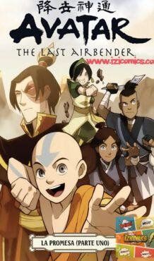 Descargar Gratis El último Maestro Del Aire Avatar La Leyenda De Aang Cómic Adulto