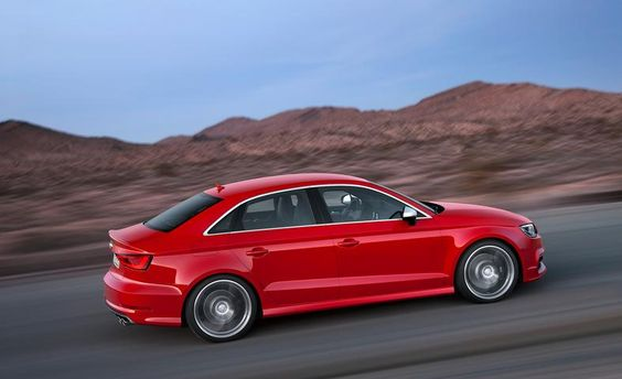 2015 Audi A3 Sedan / S3 Sedan - Photo Gallery of Official Photos and Info from Car and Driver - Car Images