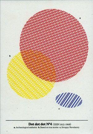 Dot Dot Dot, Winter 2001, #4