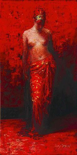 "Judy Drew, ""The Red Turban,"" n.d."