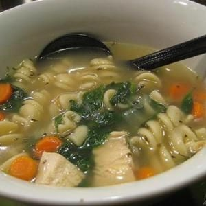 Turkey Soup from Foodista, found @Edamam!