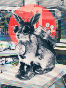 TIME TRAVELER, Ali Gulec via Urban Arts