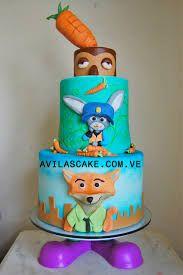 Resultado de imagen para zootopia cake: