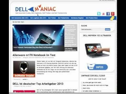 Video Anleitung: Dell Gutschein einlösen  http://youtu.be/F59B5QPDU9o