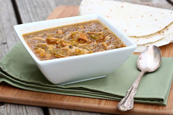 Slow Cooker Pork Chili Verde on MyRecipeMagic.com