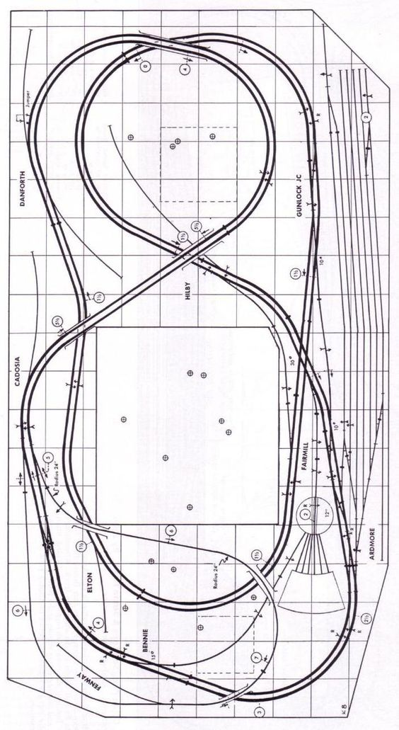 101 trakplans by nen nen