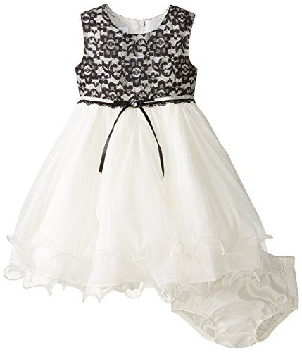 Bonnie Baby Baby Girls' Black Lace To Wire Hem Skirt, Ivory, 24 Months Bonnie Baby http://www.amazon.com/dp/B00V0DDG6Q/ref=cm_sw_r_pi_dp_NSVPvb0PGRW7E