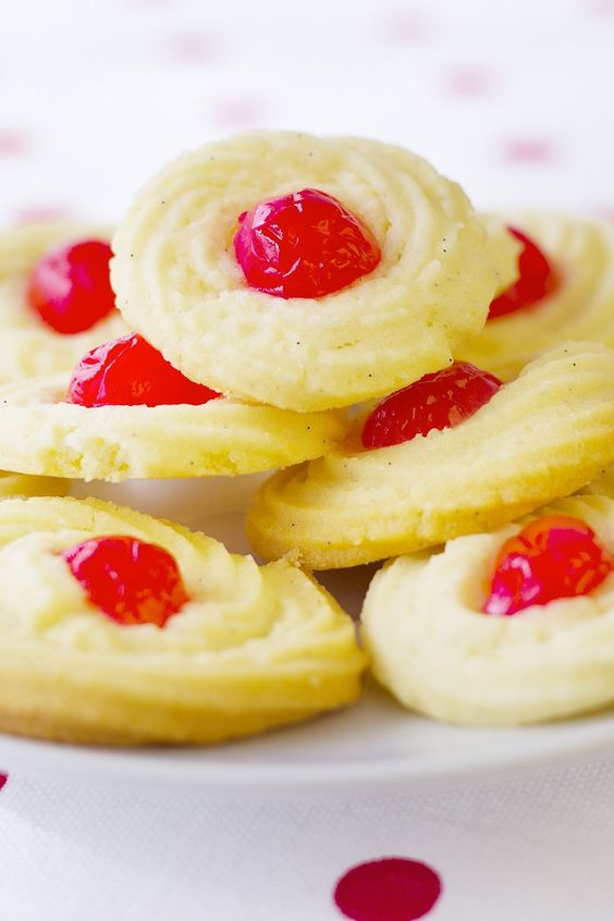 Uncle Bill's Whipped Shortbread #Cookies #Recipe (these are like the famous ones that you buy in the blue tins.)