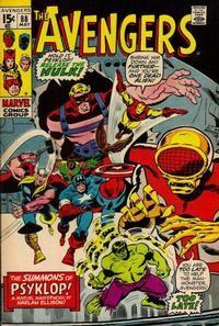 The Avengers (Marvel, 1963 series) #88