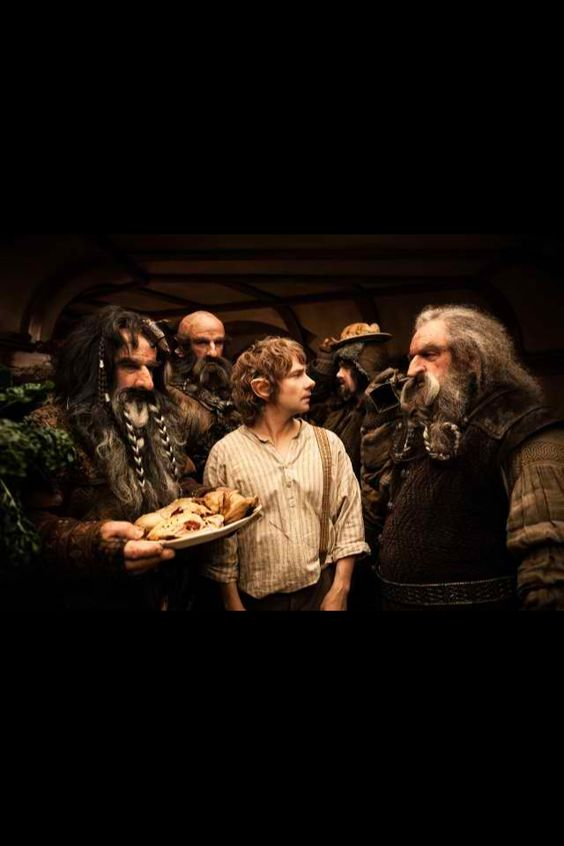 The Hobbit : An Unexpected Journey!