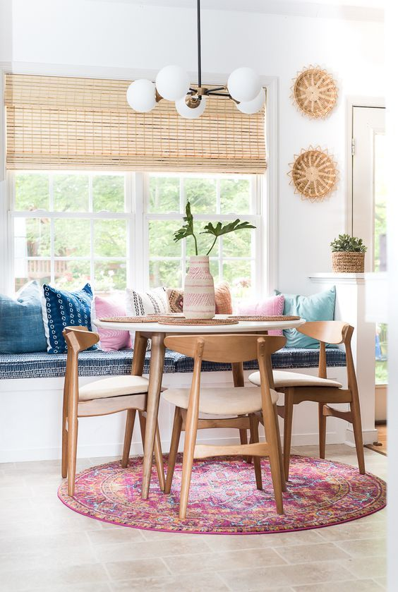 31 Cozy Kitchen Nook That Make Your Home Look Fabulous