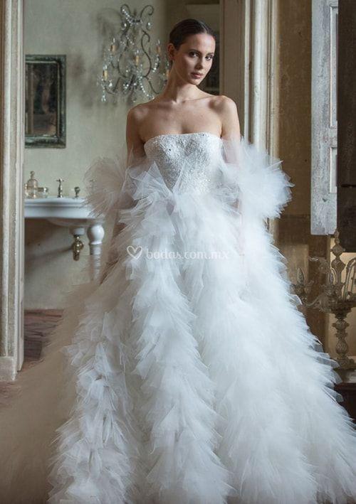 Vestidos de novia y precios mexico