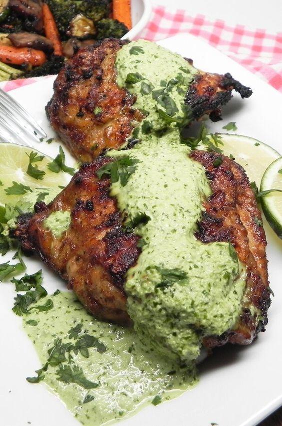 Pollo a la Brasa (Peruvian Grilled Chicken)