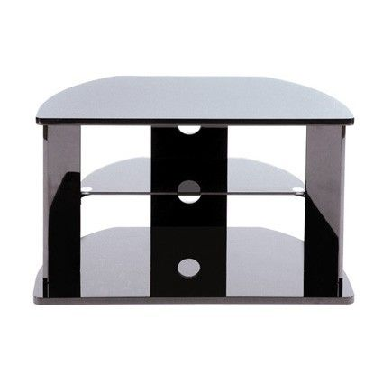 high gloss black tv stand upto 32 by levv an excellent cheap tv stand from manchester. Black Bedroom Furniture Sets. Home Design Ideas