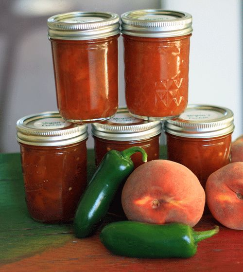 Jelly, Peach jalapeno jam and Peach jam on Pinterest