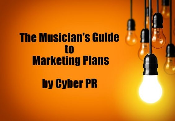 Musicians Guide to Marketing Plans
