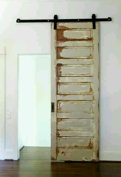 Poderia colocar na sala manualidades decoraci n for Colocar puerta corredera