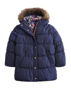 JNR MERRYDALE Girls Hooded Coat