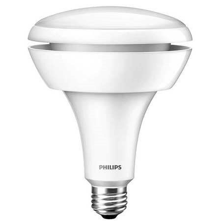 Philips Led Dimmable Flood Light Bulb Br40 Soft White With Warm Glow 65 We Walmart Com Flood Lights Philips Led Light Bulb