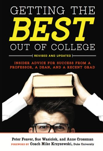 """Not because of nostalgia did I stay up last night reading this more-than-essential handbook. I'm perusing the REVISED and UPDATED _Getting the Best Out of College_ because I loathe the idea of giving inadequate advice to kids that I teach and mentor at the high school level.  It's hard to believe how many of the 19.7 million kids enrolling in college this fall will squander billions of dollars on college tuition simply because they were not made aware of this """"instant-classic,"""" how-to guide."""
