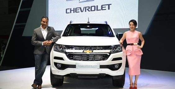 Chevrolet Trailblazer 2017 Debut di Thailand, Ini yang Baru