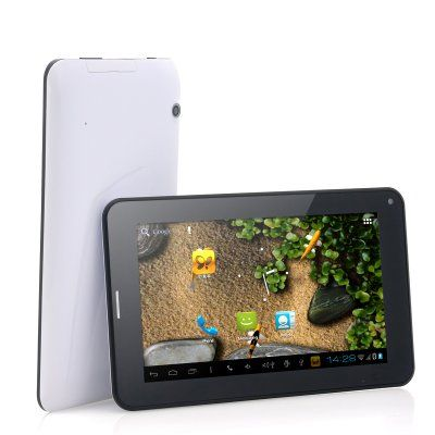 "www.rstore2u.com 7 Inch 3G Enabled Android Tablet ""Domino"" -  1.2GHz 512MB"