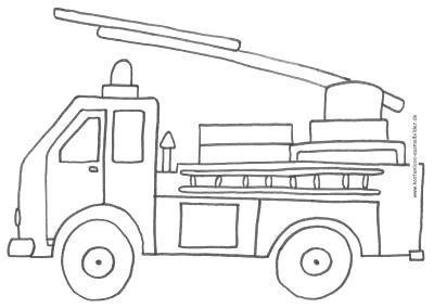 Feuerwehrauto Feuerwehrauto Fire Truck Feuerwehrauto Fire