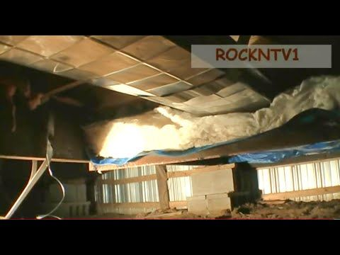 How To Insulate And Repair Your Mobile Home Underbelly Mobile Home Repair Diy Insulation Home Insulation