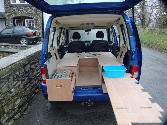 Awesome Home Made Car Camping 0 Van Dwelling