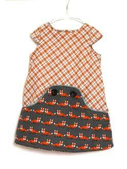 Louisa Dress von Compagni M - tolles Mädchenkleid
