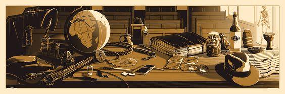 The Desk of Dr. Jones - Fringe Focus