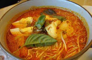 Resep Laksa Bogor Dengan Ayam Resep Resep Masakan Resep Masakan Indonesia Masakan