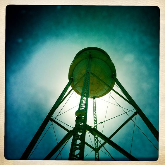 Water Tower/ Gilbert, AZ