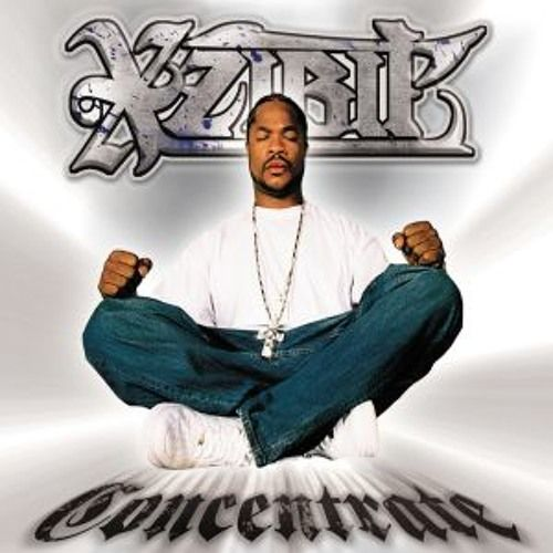 Xzibit – Concentrate (single cover art)