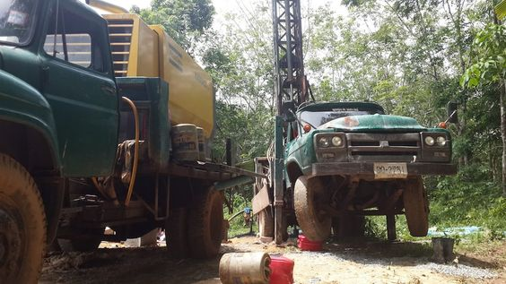 Drilling for Water - Thinglish Lifestyle
