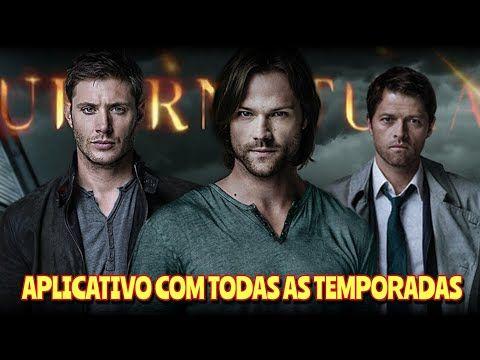 Como Assistir Todas As Temporadas Da Serie Sobrenatural Dublado E