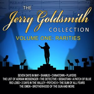 THE JERRY GOLDSMITH COLLECTION - VOLUME 1: RARITIES BUYSOUNDTRAX - BSXCD8911