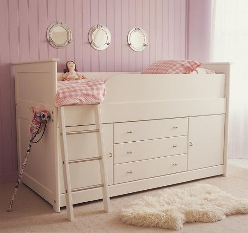 Are Cabin Beds The Solution For Small Bedrooms: Cabin Bed With Storage, Beds With Storage And Beds On