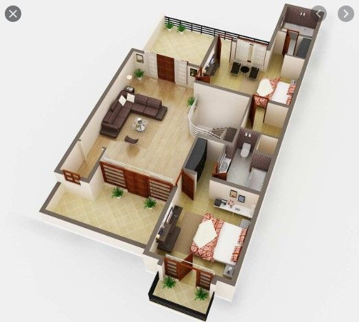 Indian House Plan Design