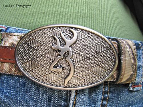 browning belt buckle country livin my