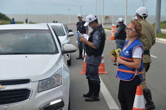 Detran – MA realizou Operação Lei Seca em praias de São Luís +http://brml.co/1PacsnC