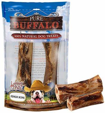 "Loving Pets Meaty Femur Bone 4-6"" (2 Pack)$4.99"