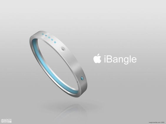 iBangle....hurry up and release this!!! I NEED one.