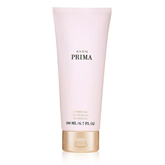 Avon Prima Shower Gel is hydrating shower gel with a scent that is truly exquisite. A powerful expression of beautiful strength and graceful spirit.  6.7 oz.  Shop Avon fragrance online at https://nkringle.avonrepresentative.com/.