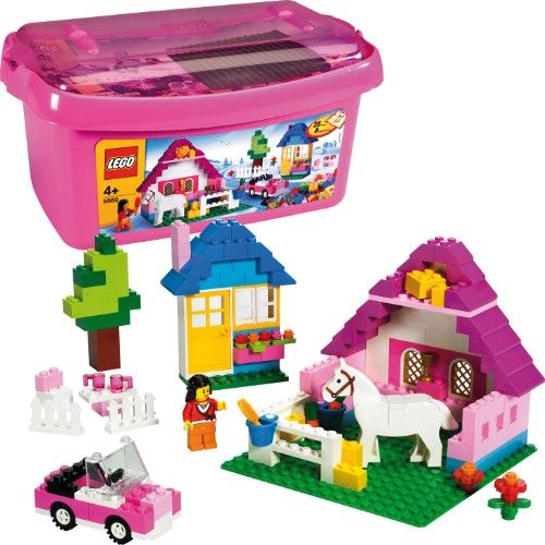 When you're building, think pink! http://www.mytoys.com/LEGO-Steine-Co-LEGO-5560-Large-Pink-Brick-Box/Girls-from-5-years/Toys/KID/com-mt.pr.ca01.03.06/1910187